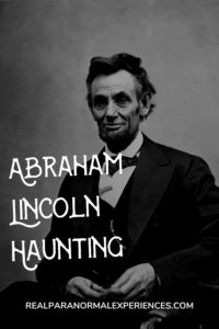Abraham Lincoln Ghost