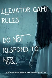 Elevator Game Rules