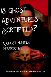 Ghost Adventures Scripted