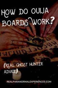 How Do Ouija Boards Work