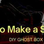 How to Make a Spirit Box: DIY Ghost Box