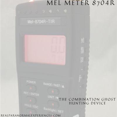 Mel Meter 8704R