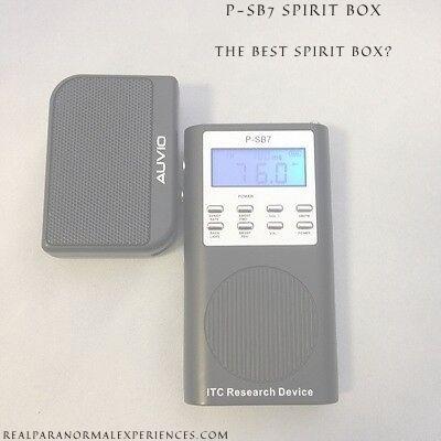 P-SB7 Spirit Box