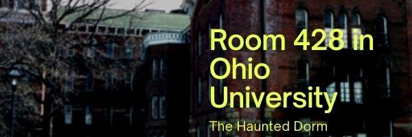 Room 428 in Ohio University