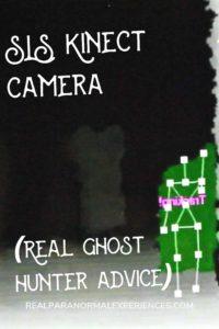 SLS Kinect Camera
