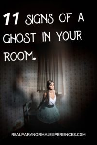 Signs of Ghosts