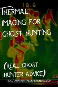 Thermal Imaging for Ghost Hunting