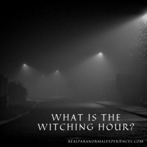 What is the Witching Hour