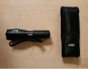 tactical flashlight for ghosts