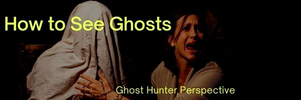 How to See Ghosts