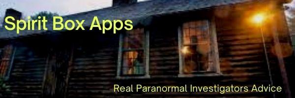 Phone EVP Apps