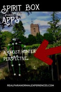 Spirit Box Apps