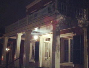 whaley haunted house