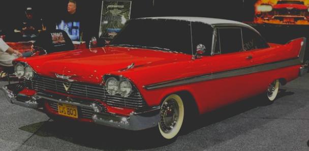 GoldenEagle haunted car