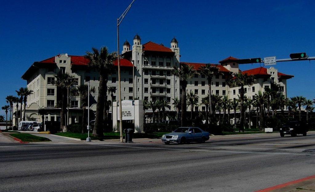 Haunted Hotel Galvez Texas