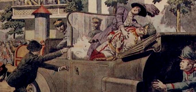 Haunted Limousine of Franze Ferdinand
