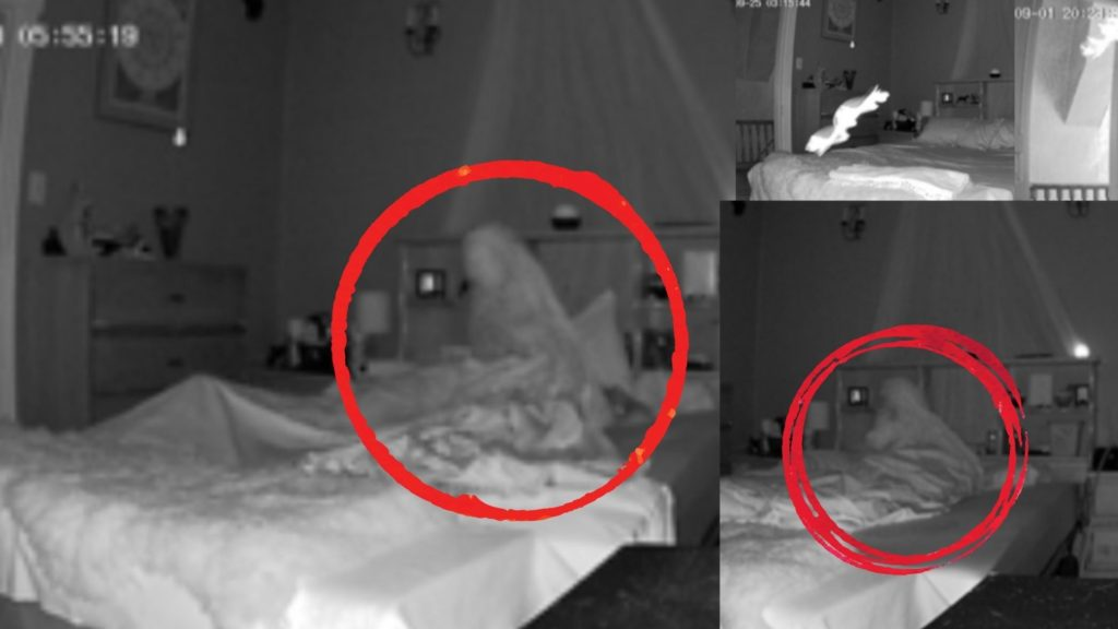 Ghost on Motion Camera