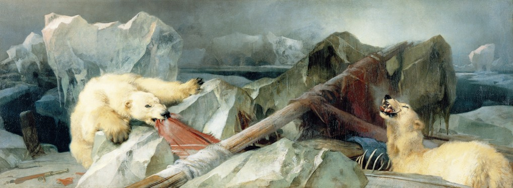 Man Proposes, God Disposes by Edwin Landseer